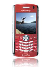 BlackBerry 8110 rot bei Vodafone